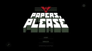 Papers, Please - logo