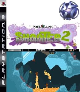 PixelJunk Shooter 2 - cover