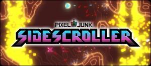 PixelJunk SideScroller - logo