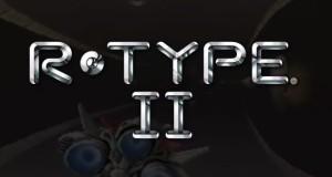 R-Type II - logo