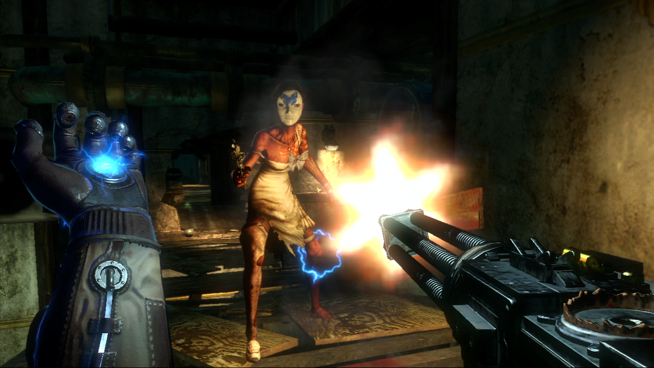 [TEST] BioShock 2 – la version pour Mac