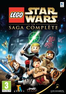 [TEST] LEGO Star Wars - La Saga Complète - la version pour Mac - cover