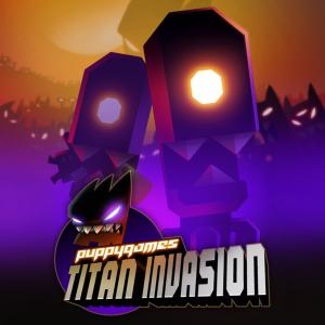 Titan Invasion - cover
