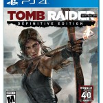 Tomb Raider HD Definitive Edition - cover