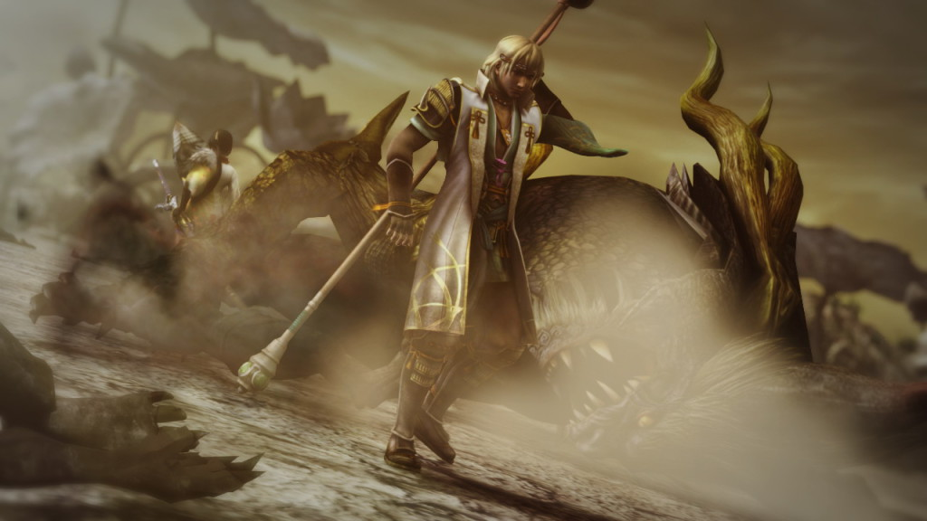 Toukiden - The Age of Demons -2