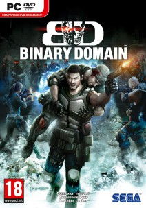 Binary Domain - cover