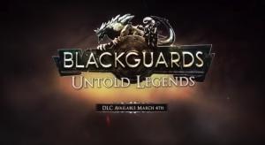 Blackguards - Untold Legends - logo