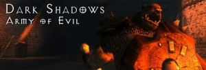 Dark Shadows - Army of Evil - logo