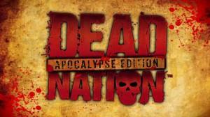 Dead Nation Apocalypse Edition - logo