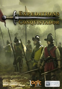 Expeditions - Conquistador - cover