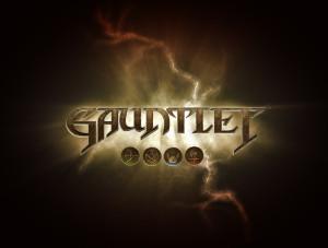 Gauntlet - logo