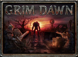 Grim Dawn - logo