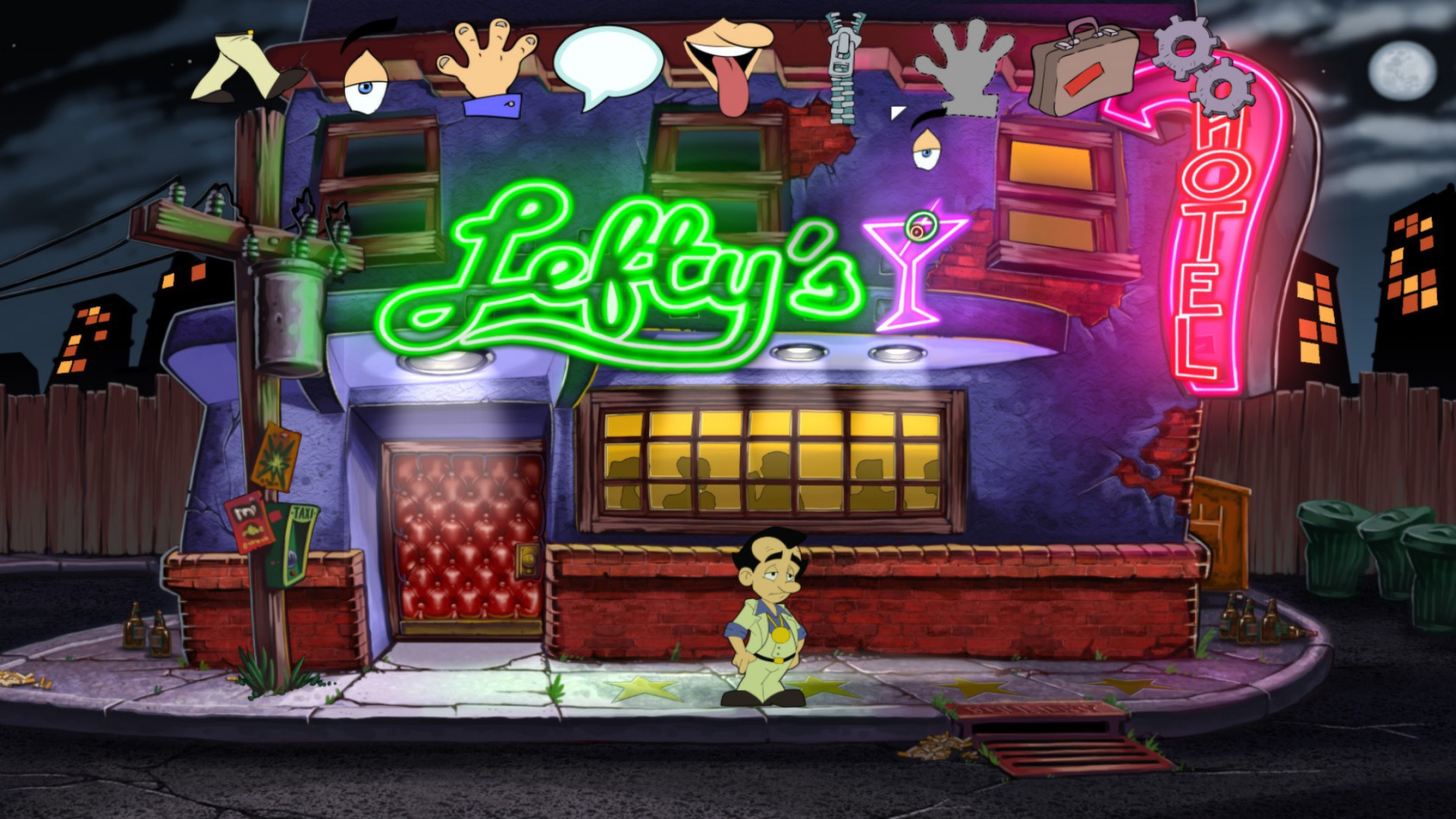 Leisure Suit Larry : Reloaded