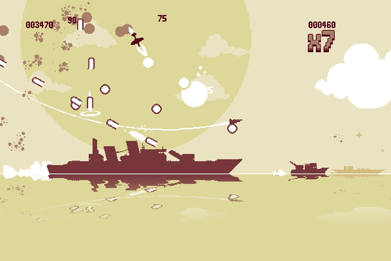 [TEST] Luftrausers – la version pour Steam