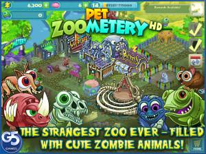 Pet Zoometery - logo