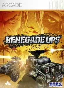 Renegade Ops - cover