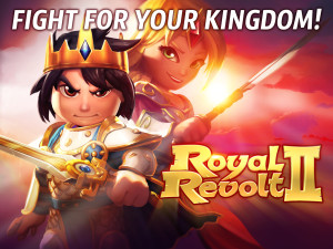 Royal Revolt 2 - logo
