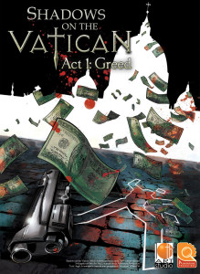 Shadows On The Vatican (Act 1 - Greed) - cover