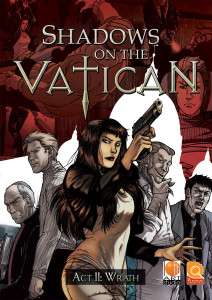 Shadows On The Vatican (Act 2 - Wrath) - cover