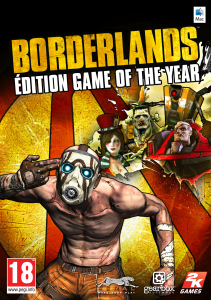 [TEST] Borderlands Édition Game Of The Year - la version pour Mac - cover