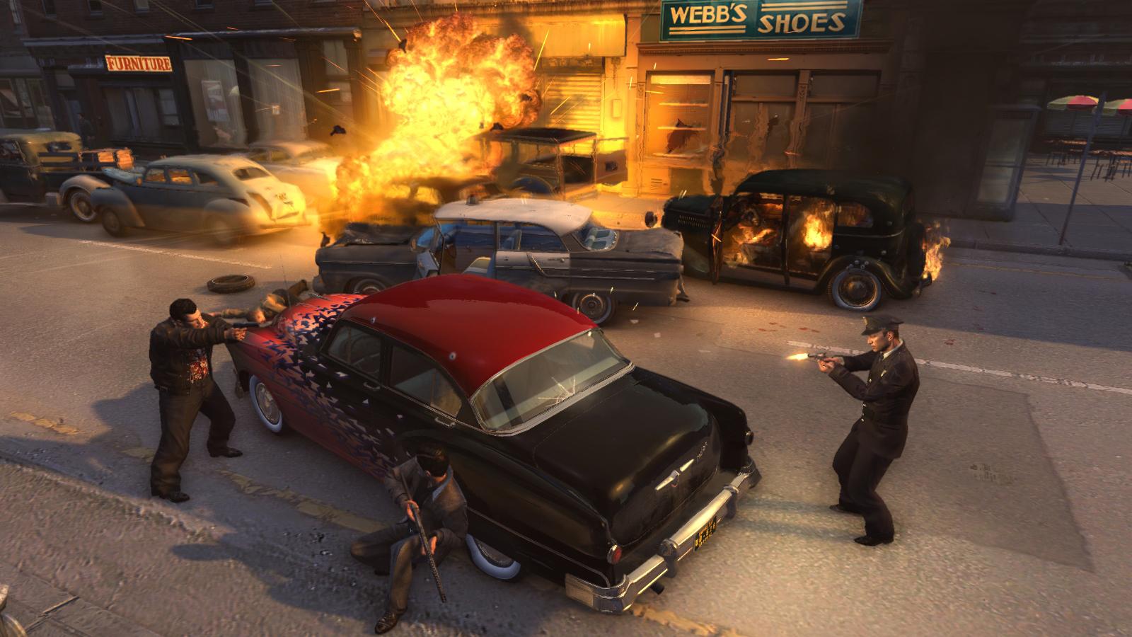 [TEST] Mafia II: Director's Cut – la version pour Mac