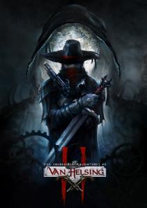 The Incredible Adventures of Van Helsing II - cover
