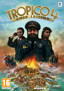 Tropico 4 - Gold Edition - cover