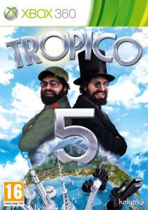 Tropico 5 - cover