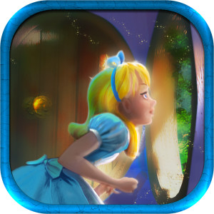 Alice - Behind the Mirror - icon