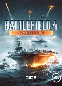 Battlefield 4 - Naval Strike - cover