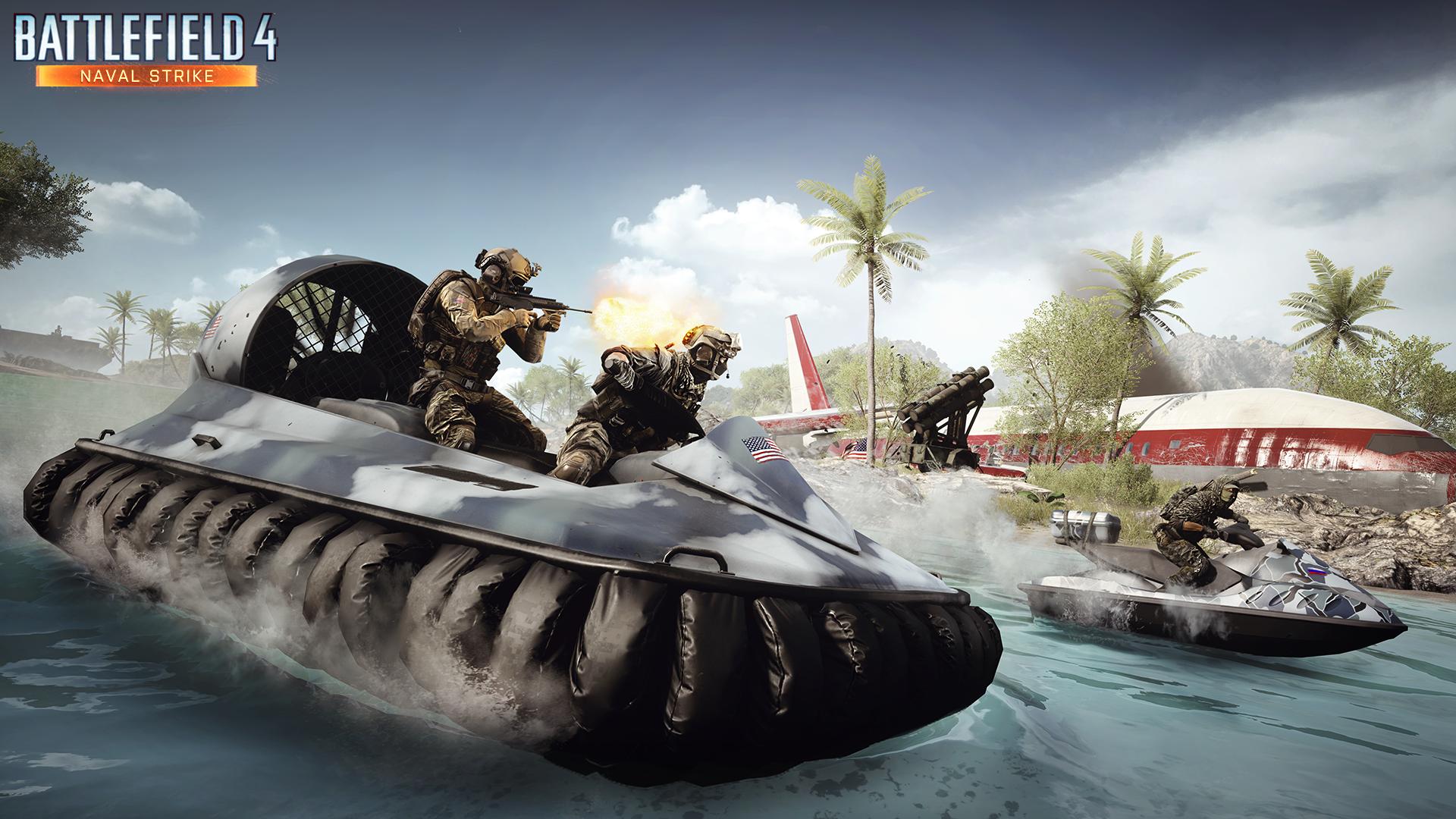 Battlefield 4 – Naval Strike
