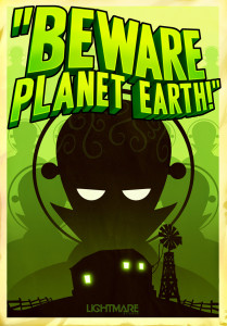 Beware Planet Earth - cover