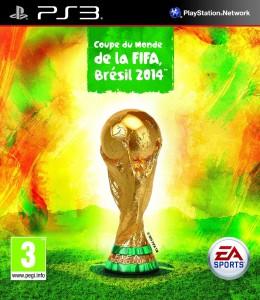 Coupe du Monde de la FIFA, Brésil 2014 - cover