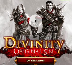 Divinity - Original Sin - logo