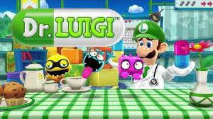 Dr. Luigi - logo