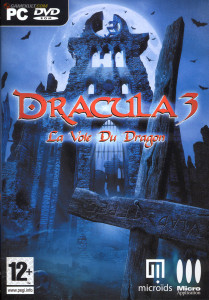 Dracula 3 - La voie du Dragon - cover