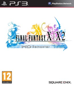 Final Fantasy X:X-2 HD Remaster - cover