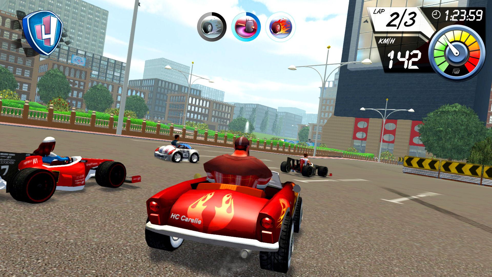 Formula Wincars