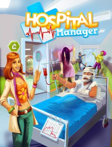 Hospital Manager - cover