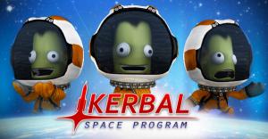 Kerbal Space Program - logo