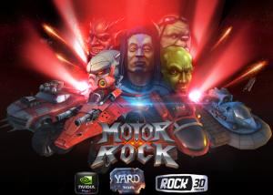 Motor Rock - logo