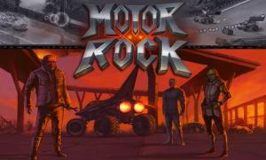Motor Rock - titre