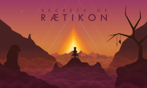 Secrets of Raetikon - logo