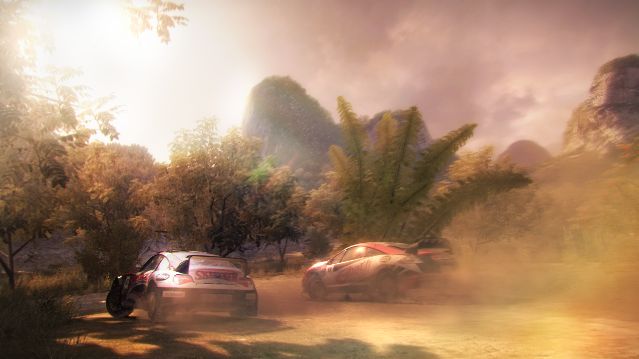 [TEST] DiRT 2 – la version pour Mac