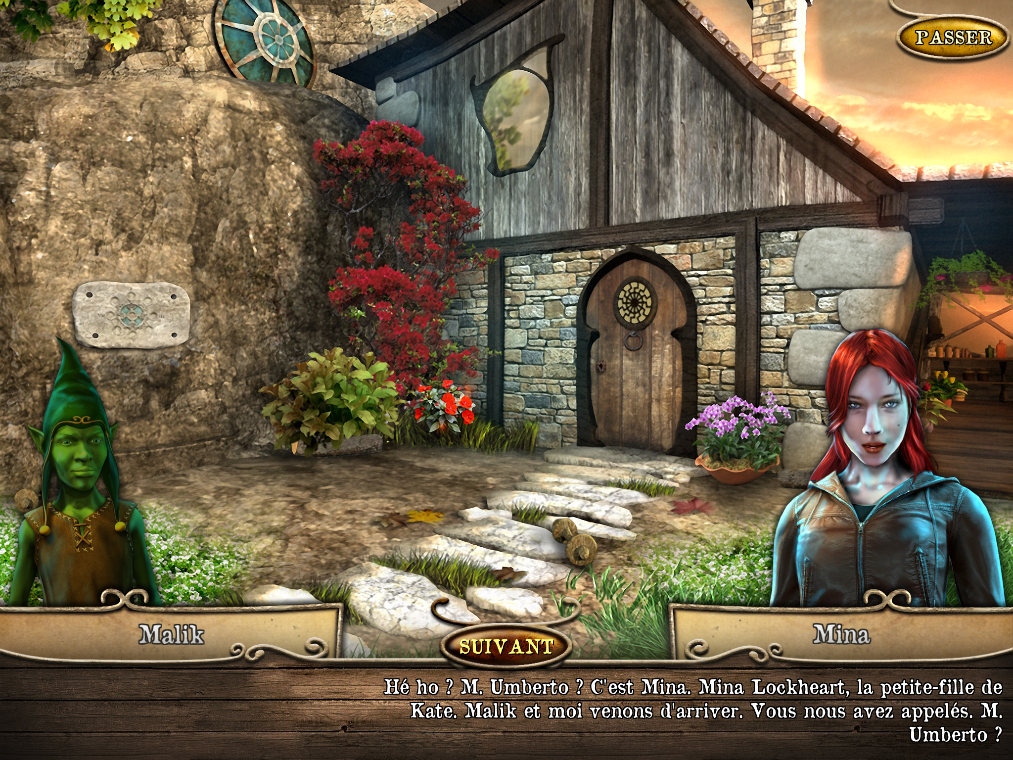 [TEST] Tales from the Dragon Mountain : the Lair – la version pour iPad