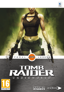 [TEST] Tomb Raider -  Underworld – la version pour Mac - cover