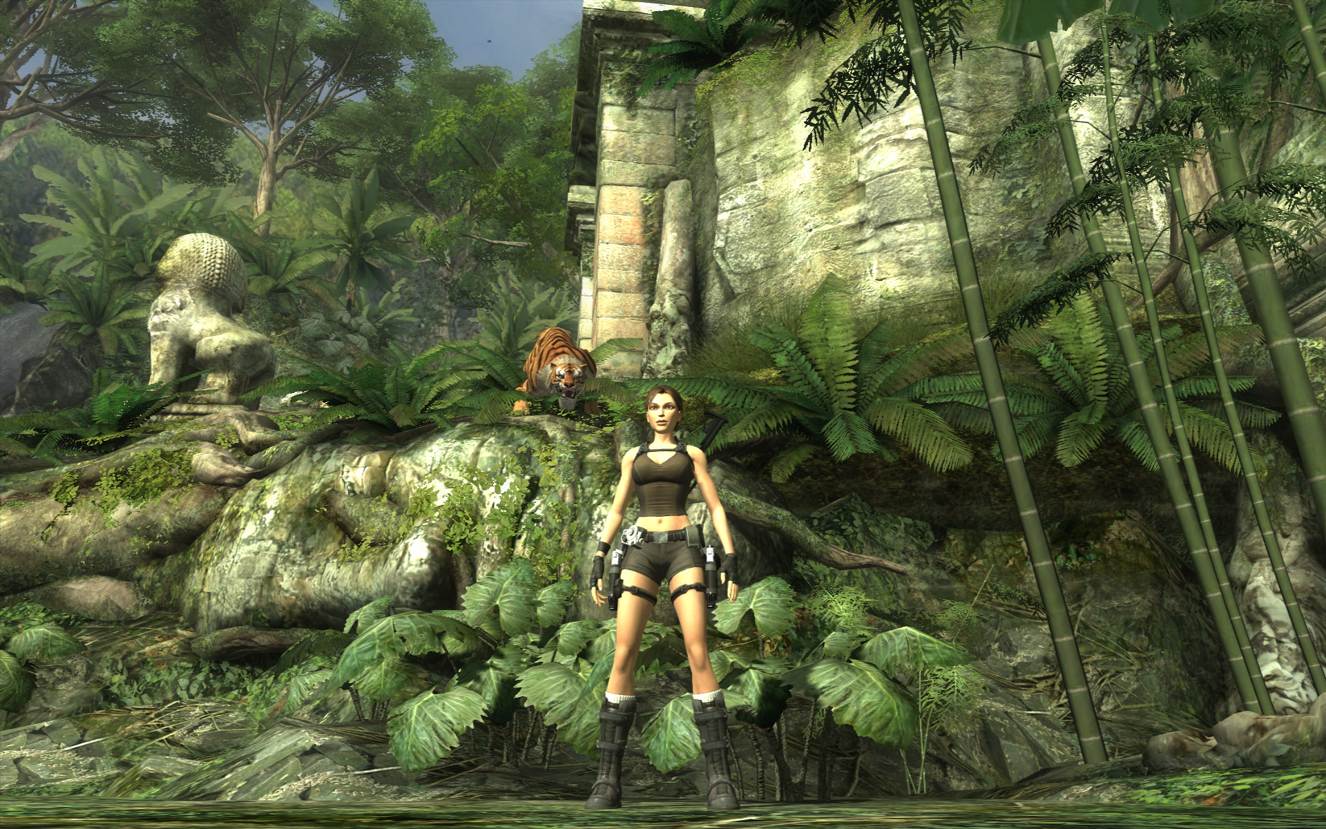 [TEST] Tomb Raider: Underworld – la version pour Mac