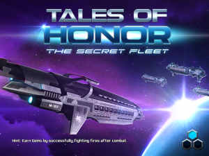 Tales Of Honor - The Secret Fleet - logo