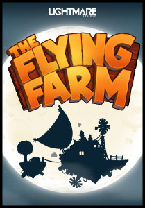 The Flying Farm - cover
