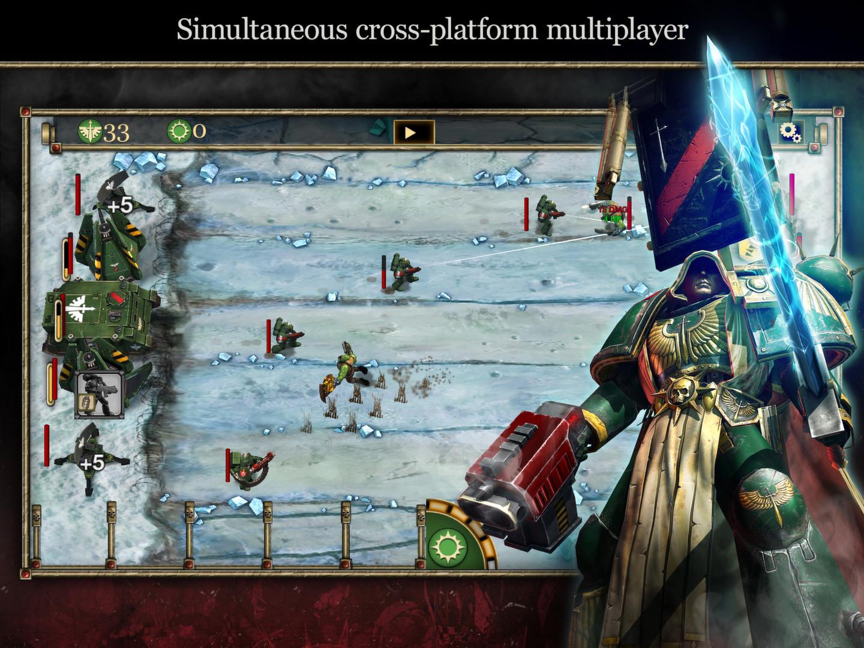 Warhammer 40.000 : Storm of Vengeance